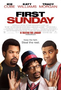 First Sunday (2008) cover