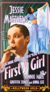 First a Girl (1935) cover