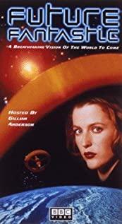 Future Fantastic 1996 poster