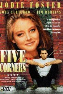 Five Corners 1987 poster