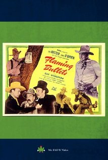Flaming Bullets (1945) cover