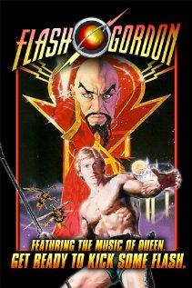 Flash Gordon (1980) cover