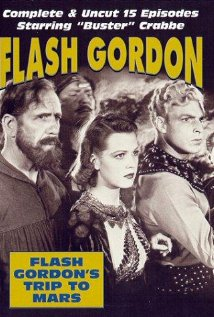 Flash Gordon's Trip to Mars (1938) cover