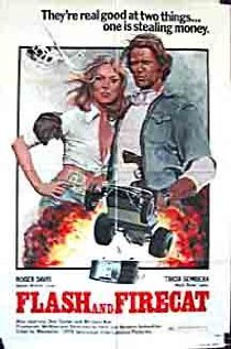 Flash and the Firecat 1976 poster