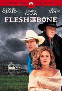 Flesh and Bone (1993) cover