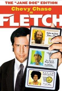Fletch (1985) cover