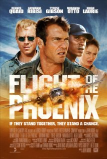 Flight of the Phoenix (2004) cover