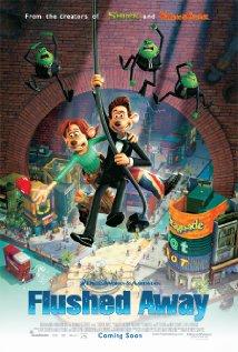 Flushed Away 2006 poster