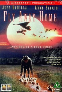 Fly Away Home (1996) cover