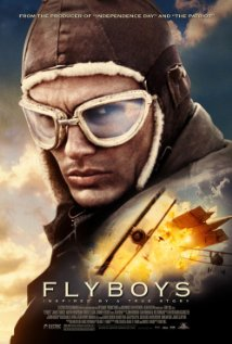 Flyboys 2006 poster