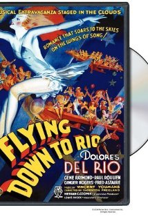 Flying Down to Rio (1933) cover
