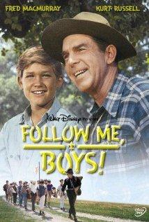 Follow Me, Boys! (1966) cover