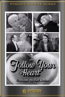 Follow Your Heart (1936) cover