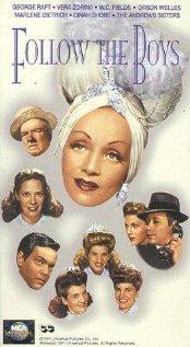 Follow the Boys (1944) cover