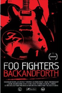 Foo Fighters: Back and Forth (2011) cover