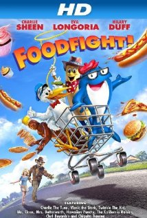 Foodfight! 2012 poster