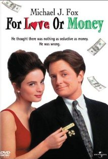 For Love or Money (1993) cover
