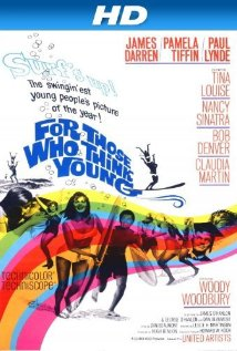 For Those Who Think Young (1964) cover