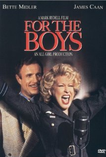 For the Boys (1991) cover