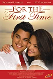 For the First Time (2008) cover