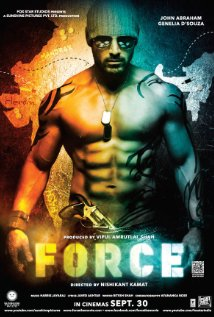 Force (2011) cover