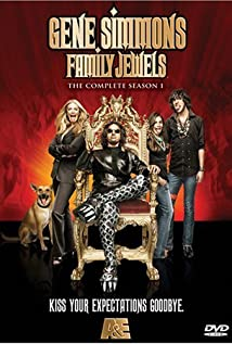 Gene Simmons: Family Jewels 2006 poster