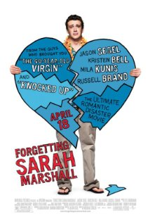 Forgetting Sarah Marshall (2008) cover