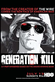 Generation Kill (2008) cover