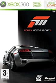 Forza Motorsport 3 (2009) cover