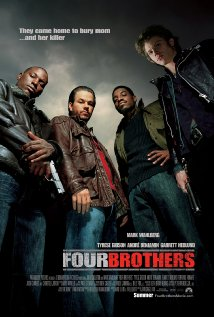 Four Brothers (2005) cover