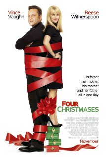 Four Christmases (2008) cover
