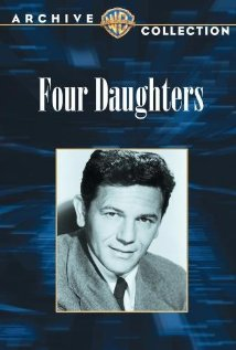 Four Daughters (1938) cover