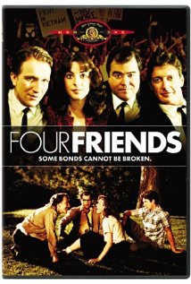 Four Friends (1981) cover