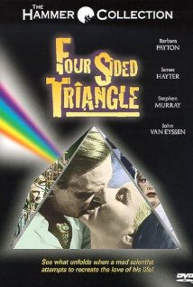 Four Sided Triangle (1953) cover