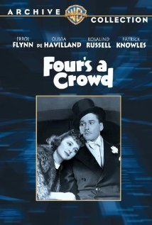 Four's a Crowd (1938) cover
