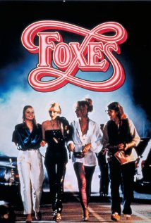 Foxes 1980 poster