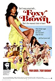 Foxy Brown (1974) cover