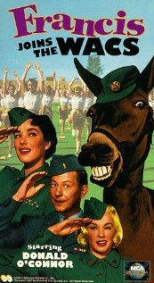 Francis Joins the WACS (1954) cover