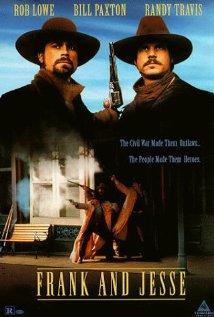 Frank & Jesse (1995) cover