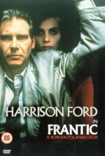 Frantic (1988) cover