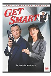 Get Smart (1965) cover