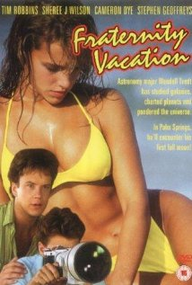 Fraternity Vacation (1985) cover