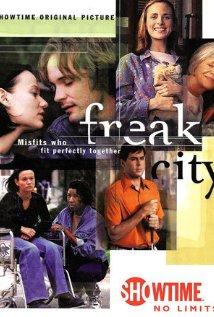 Freak City (1999) cover