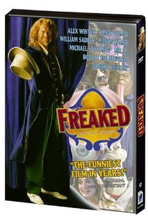 Freaked (1993) cover
