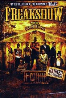 Freakshow 2007 poster