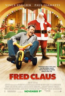 Fred Claus (2007) cover