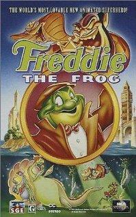 Freddie as F.R.O.7. (1992) cover