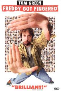 Freddy Got Fingered (2001) cover
