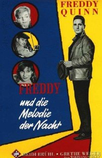 Freddy und die Melodie der Nacht (1960) cover