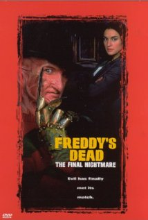 Freddy's Dead: The Final Nightmare 1991 poster